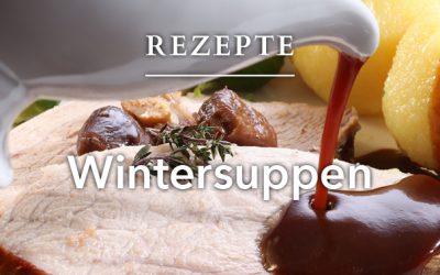 Gehaltvoll und wohlschmeckend: Wintersuppen